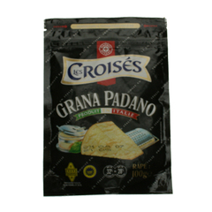 Fromage Les Croises Grana Padano 28%mg 100g