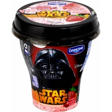 Star Wars shaker fraise 250ml