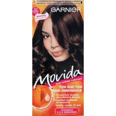 Coloration creme ton sur ton MOVIDA, marron glace n°32