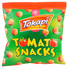 Biscuits Tokapi Snacks Tomate 42g