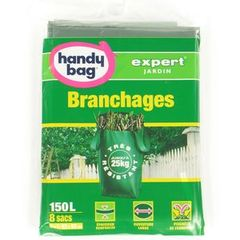 Handy-Bag Expert - 3557880352318 - Sacs Branchages - 150 L - x 8