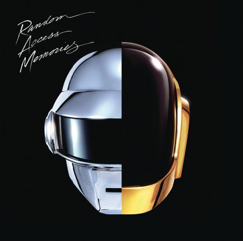 CD- Daft Punk- Random Access Memories