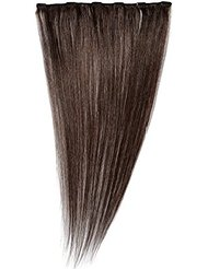 Love Hair Extensions - LHE/A1/QFC12/22/4 - 100 % Cheveux Naturels - Barrette Unique Extensions à Clipper - Couleur...