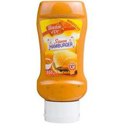 Sauce burger, le flacon de 350ml