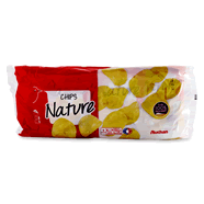 AUCHAN : Chips nature