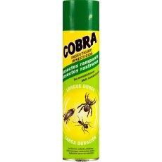 Insecticide insectes rampants COBRA, 400ml