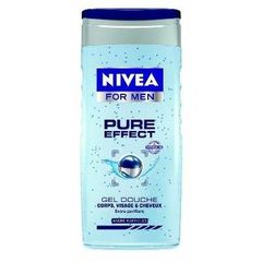 Nivea bath care douche for men pure effect 250ml