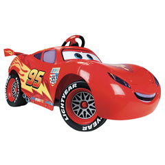 Disney Flash mcqueen cars ii 6v La voiture