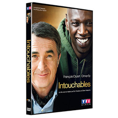 DVD Intouchables x1