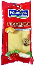 Emmental francais, la portion de 480g