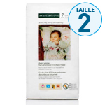 Nature babycare eco mini 3/6kg change x28 taille 2