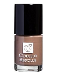 MISS DEN Vernis à Ongles Absolue Taupe Havana 10 ml