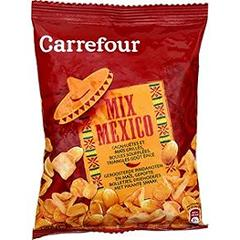 Cacahuètes Mix Mexico Carrefour