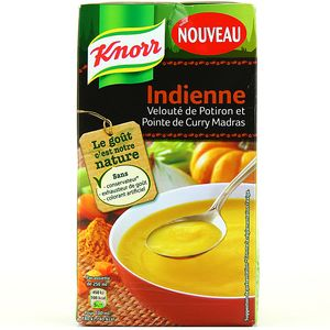 Knorr soupe indienne 1l