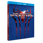The Amazing Spider-Man 1 et 2 blu-ray + digital ultraviolet