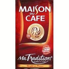 Cafe moulu Tradition, Equilibre et Rond