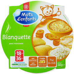 Blanquette 18-36 mois 260g