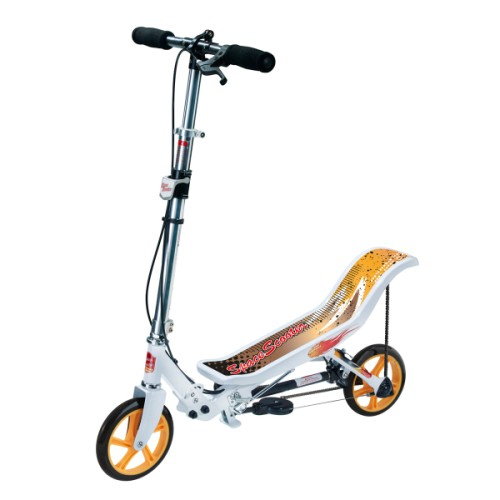 Trottinette Space Scooter blanche