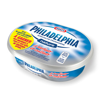 Philadelphia nature 150g promo