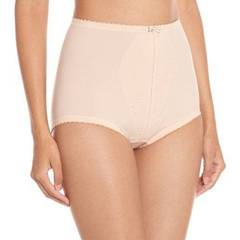 Culotte gainante PLAYTEX, beige, taille 42