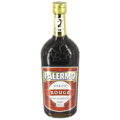 Cocktail sans alcool PALERMO rouge, 1l