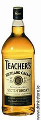 Scotch whisky Teacher's 70cl
