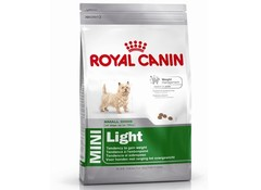 Royal Canin : Croquettes Chien Senior Shn Mini Light : 8 Kg
