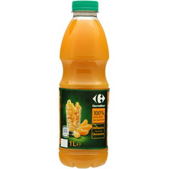 100% pur jus presse, clementine
