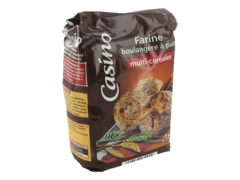 Farine boulangere a pain multi cereales