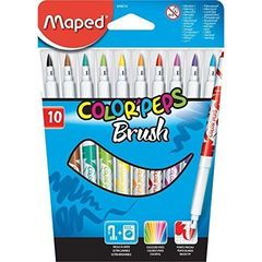 Feutres color peps brush Maped