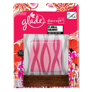 Glade discreet décor diffuseur floral groove