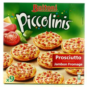 Piccolinis jambon et fromage