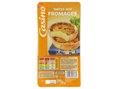 Tartes aux fromages