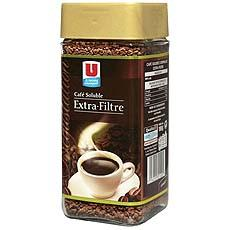 Cafe soluble Extra filtre U, 100g