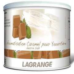 Aromes caramel pour yaourtiere