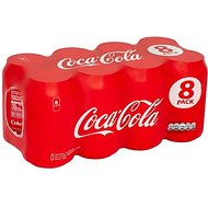 Coca-Cola (8x330ml) - Paquet de 2