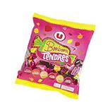 Bonbons tendres fruits U, sachet de 340g