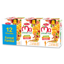 Materne ma pause fruit gourde pomme mangue goyave 12x120g