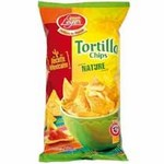 Saveur du Mexique - Chips tortilla nature, le sachet de 400g