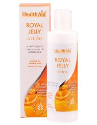 HealtAid - Royal Jelly - Lotion pour le corps et les mains - 250 ml