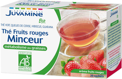 The fruits rouges minceur