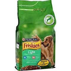 Croquettes Adult Light Friskies 4kg