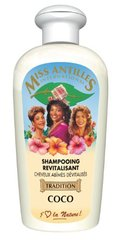 Miss Antilles International Shampooing Revitalisant Coco 250 ml