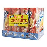 Tuiles Crunchips Vico Paprika - 8x135g