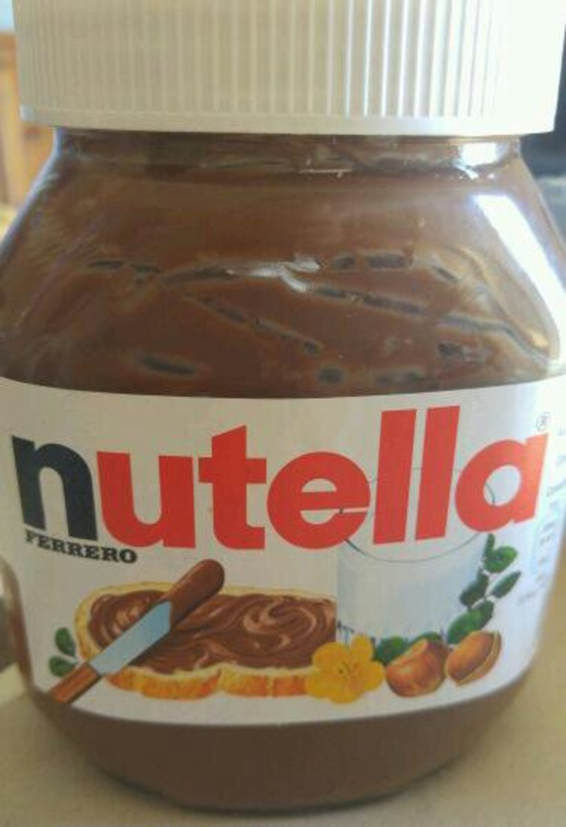 Pâte à tartiner NUTELLA, pot de 750g