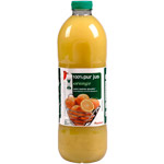Auchan pur jus d'orange sans pulpe 2l