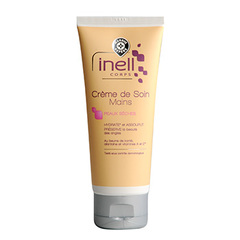 Creme de soin mains Inell Peaux seches 100ml