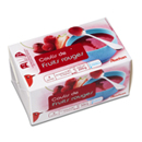 Auchan coulis de fruits rouges 4x50g