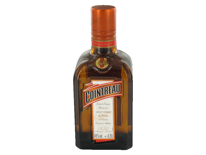 Liqueur a l'orange COINTREAU, 40°, 35cl