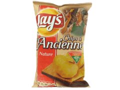 Chips a l'ancienne nature